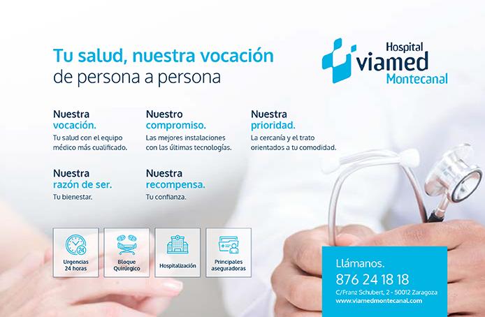 Hospital Viamed Montecanal